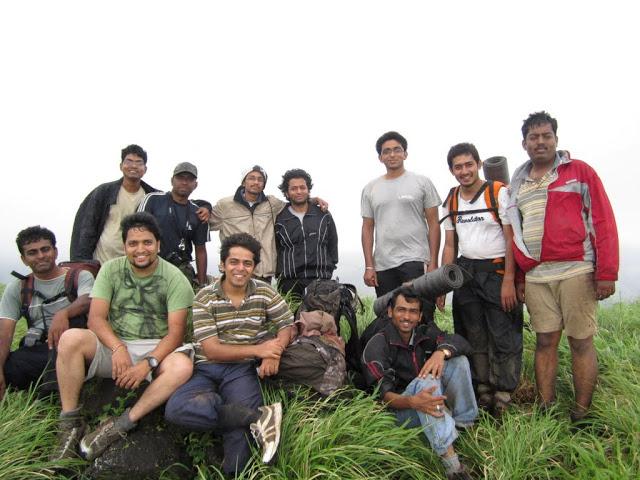 The team..