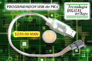 Programador USB para PICs