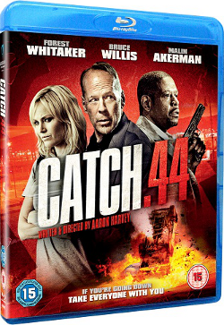 Filme Poster Catch .44 BDRip XviD Dual Audio & RMVB Dublado