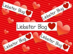 Premio Liebster Blog (06/03/12)