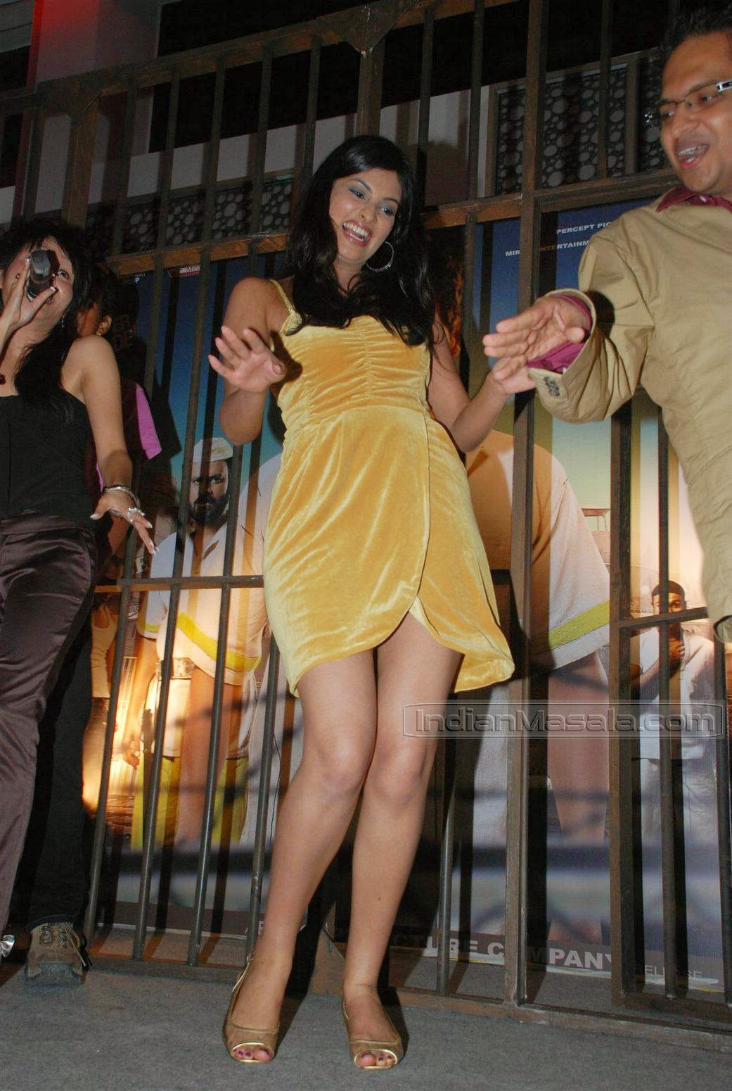 Sayali Bhagat at Jail music launch