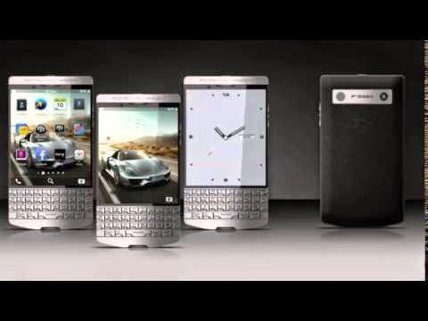 Harga Blackberry Porsche Design P'9983