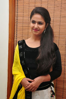 Actress Avika Gor Pictures at Uyyala Jampala Movie Audio Launch function 0067
