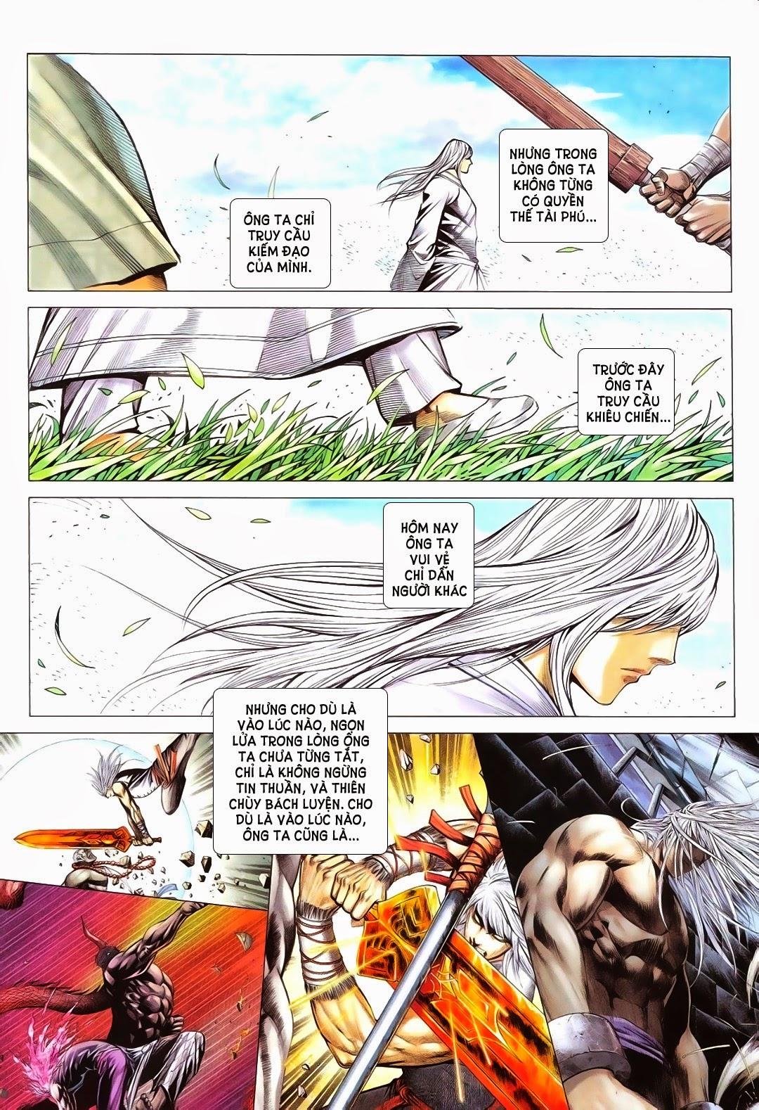 Phong Thần Ký chap 181 - Trang 29