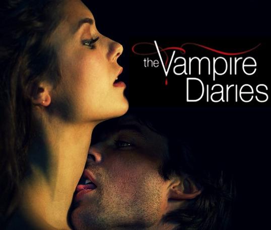 Mk loves the vampire diaries julie plec stating a fact for Damon y elena