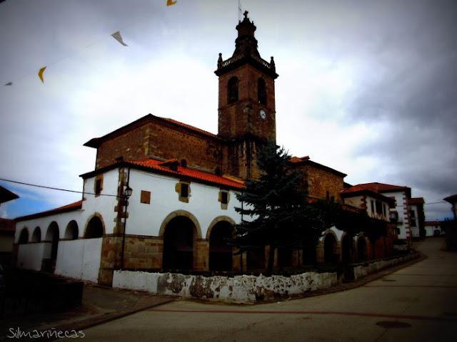 Iglesia de San Juan Bautista - Arizkun - Valle del Baztán