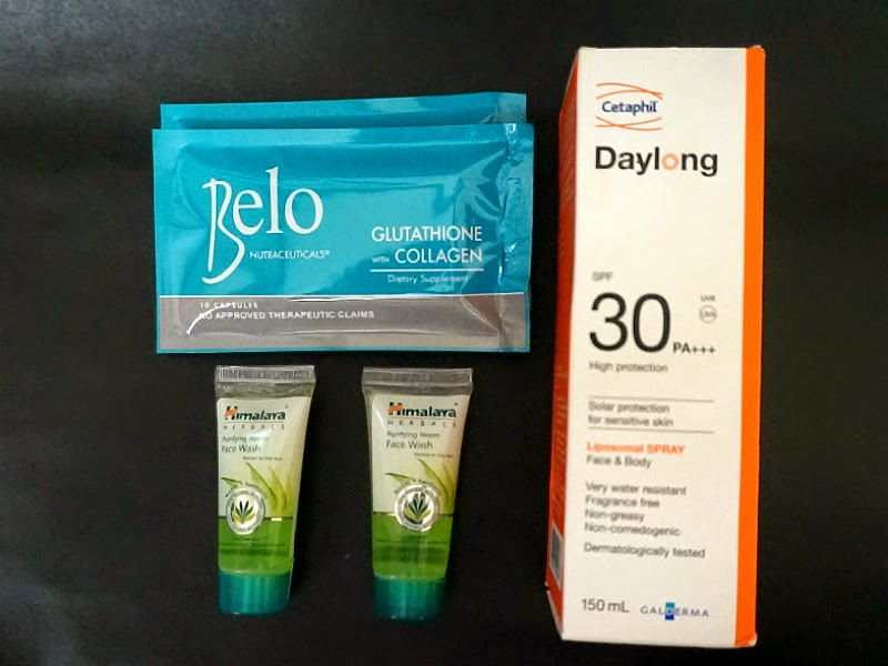 Daylong, Belo, Himalaya Herbals, from Sample Room Ph
