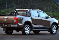 Nova S10 da Chevrolet Fotos e Preço S10 Cabine Dupla