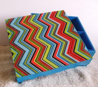 D gales catering y detalles cajas y cofres para decorar y - Cajas grandes de carton decoradas ...