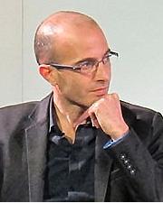 Mascot of the Month: Yuval Noah Harari