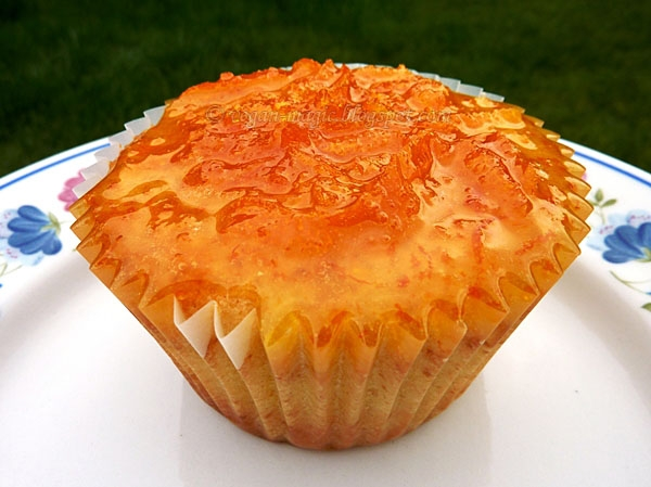 Lemon Orange Cupcakes