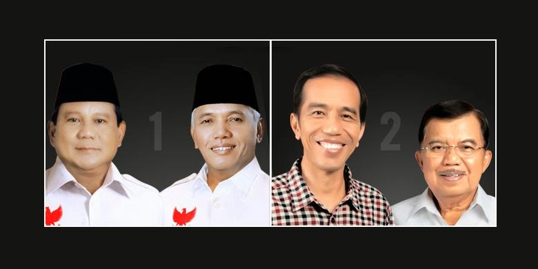 Hasil Quick Count