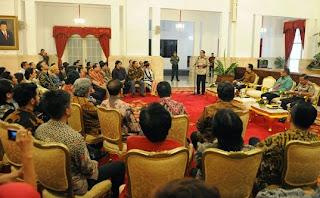 Presiden Jokowi: Tangani Pembajakan Hak Cipta Musik Seperti Pencurian Ikan