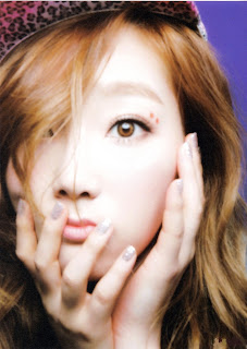 SNSD Taeyeon I Got A Boy Individual Photos 2