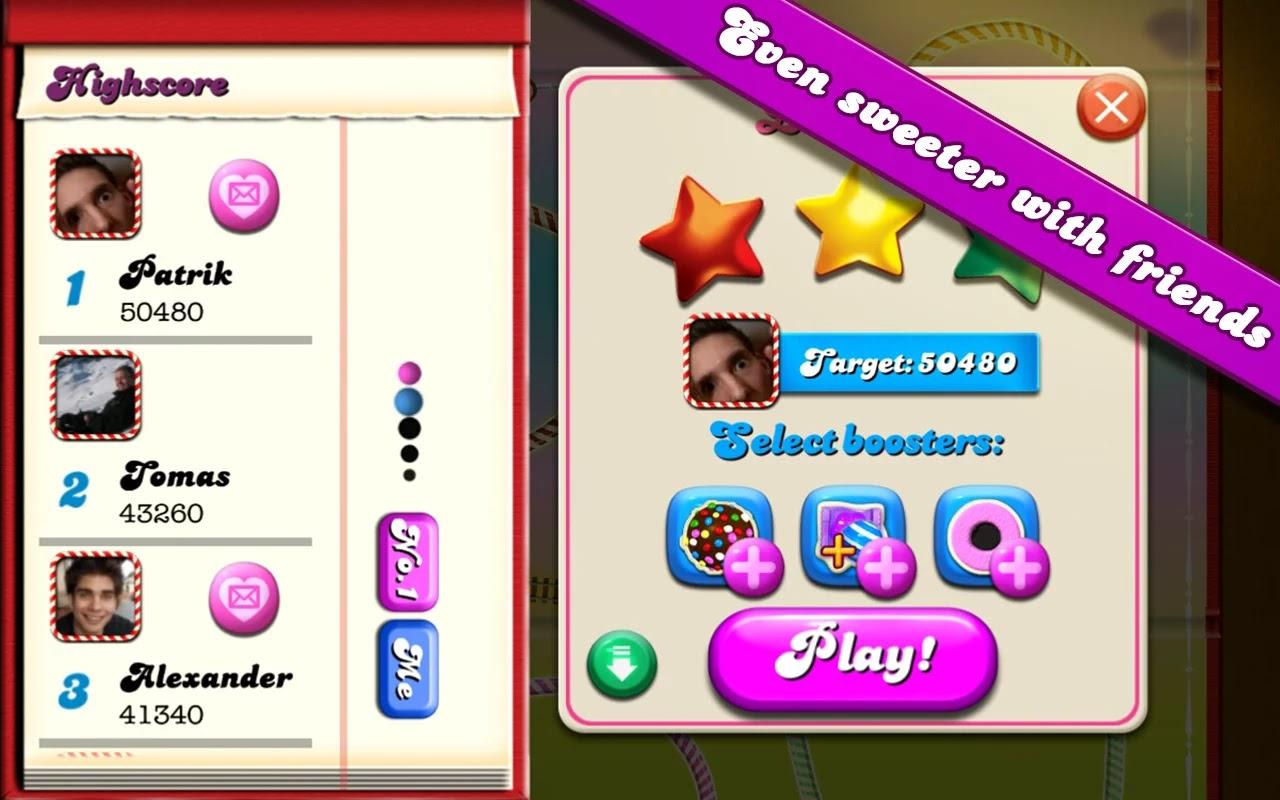 Candy Crush Saga v1.39.4 Mod