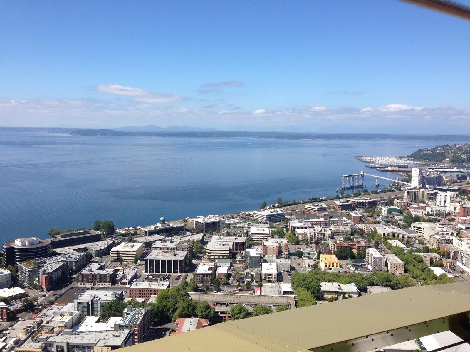 Ereignisse und Abenteuer Seattle