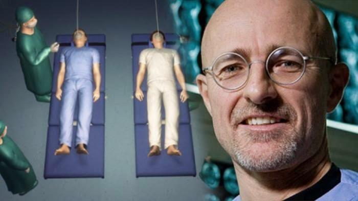 Dokter Pertama Yang Mengaku Bisa Lakukan Tranplantasi Kepala