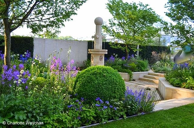 The galloping gardener rhs chelsea 2014 the show gardens and medal results - Chelsea flower show gold medal winners ...