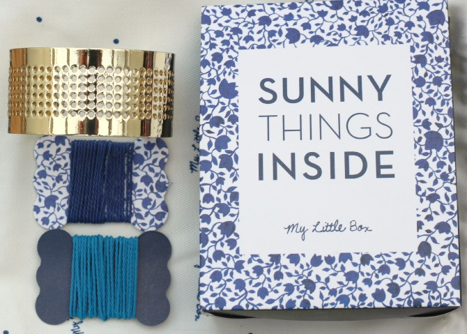 Sunny things inside