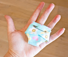 Our Teeny Tears Diapers