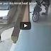 VIDEO - Kantoi Di Rakam CCTV Buat Projek Dengan Motor