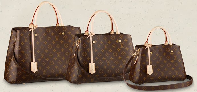 louis vuitton new style bags
