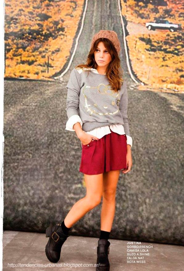 minifalda 47 Street invierno 2013