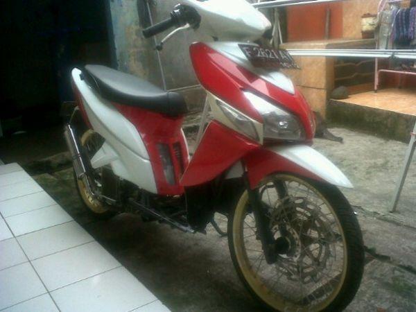 Modifikasi Motor Yamaha Rxz
