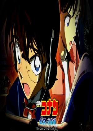 Phim Thám Tử Lừng Danh Conan: Nhà Ảo Thuật Với Đôi Cánh Bạc - Detective Conan Movie 08: Magician of the Silver Sky