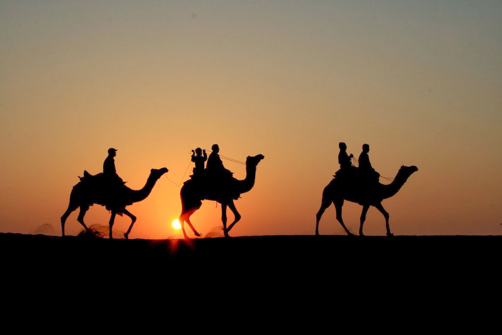 the golden city jaisalmer in rajasthan state of india a