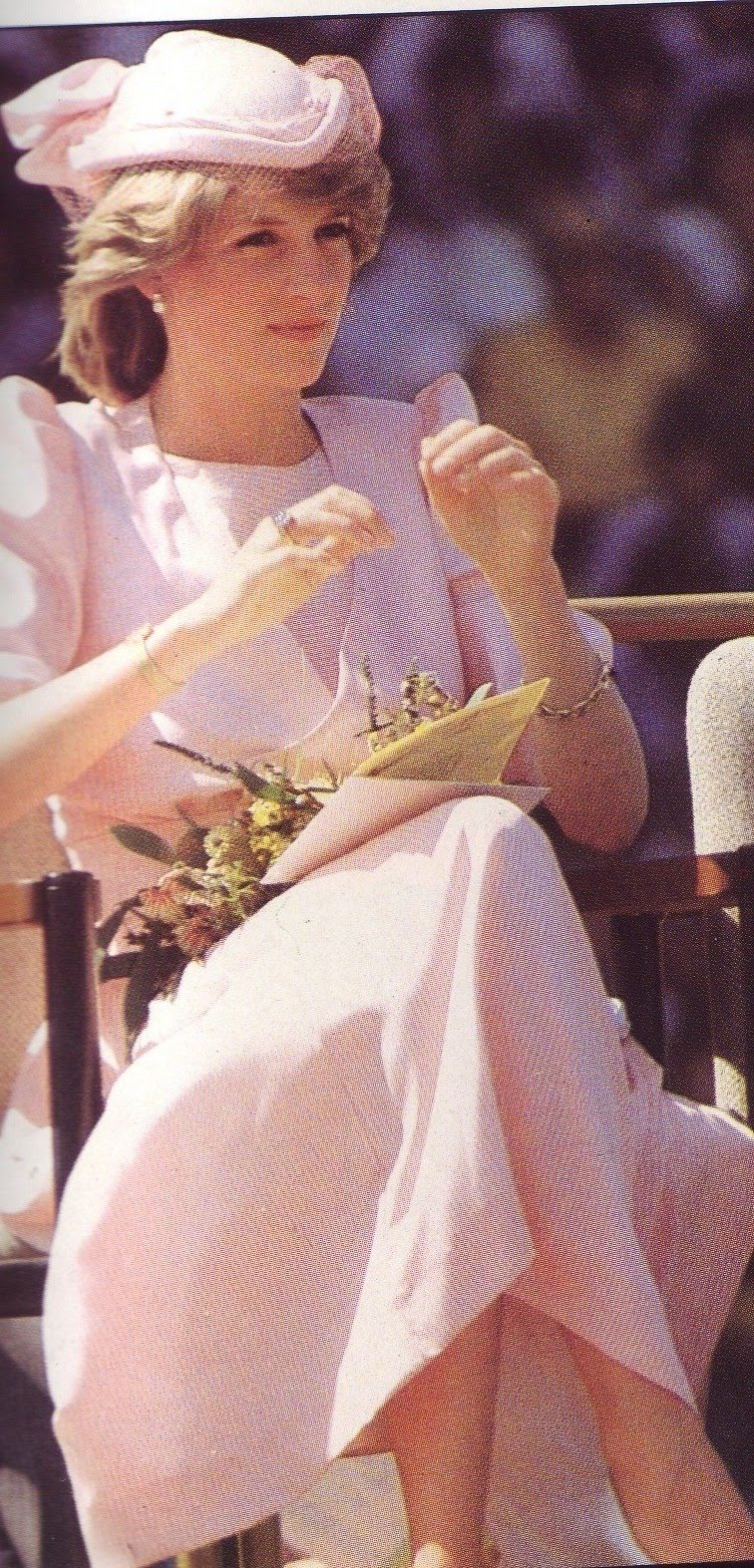 A date with diana in Australia
