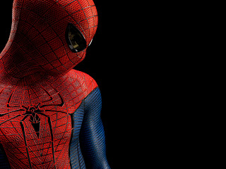Spider-Man in Dark The Amazin Spider-Man HD Wallpaper
