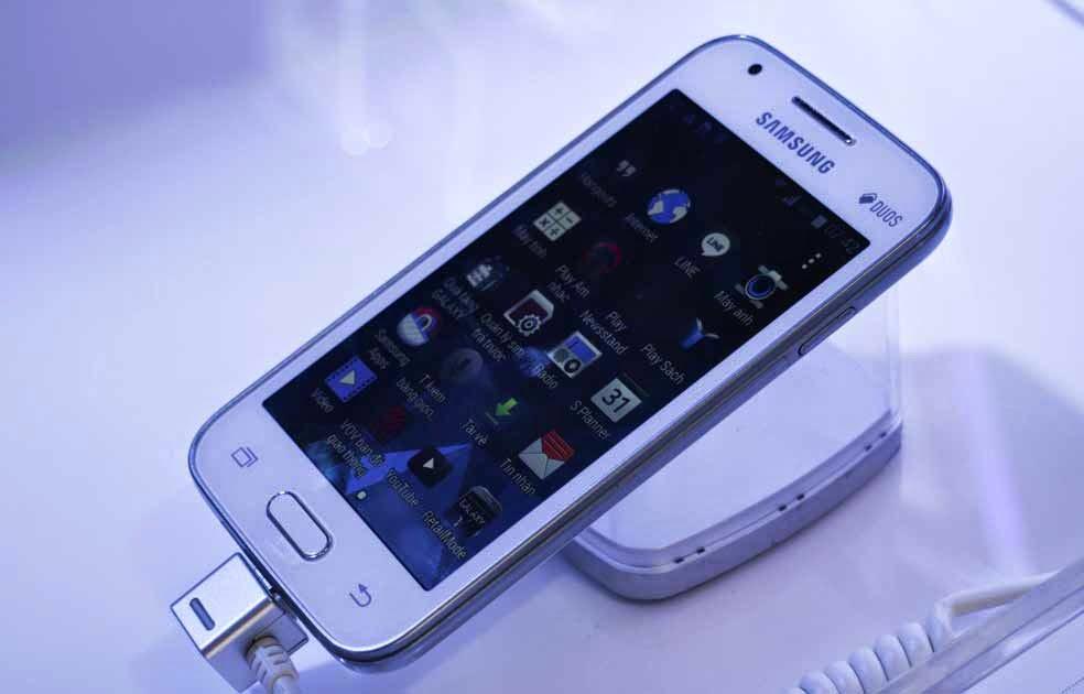 Harga Samsung Galaxy V Terbaru 4 GB DUOS