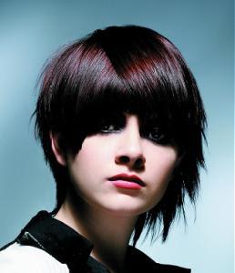 punk bob hairstyles