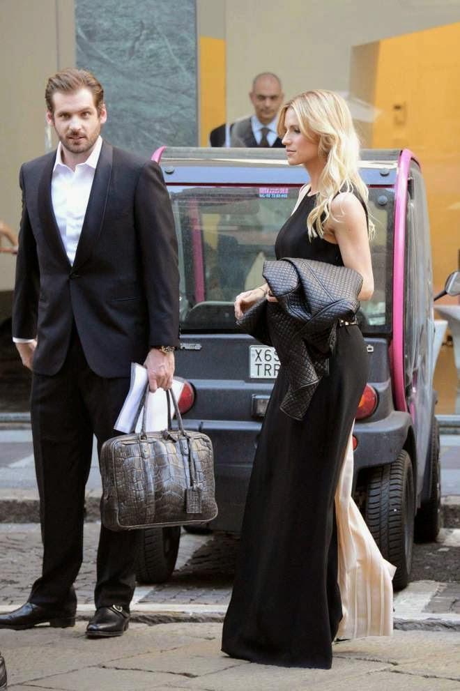 Aereo Privato Hunziker : Moda fashion style aprile