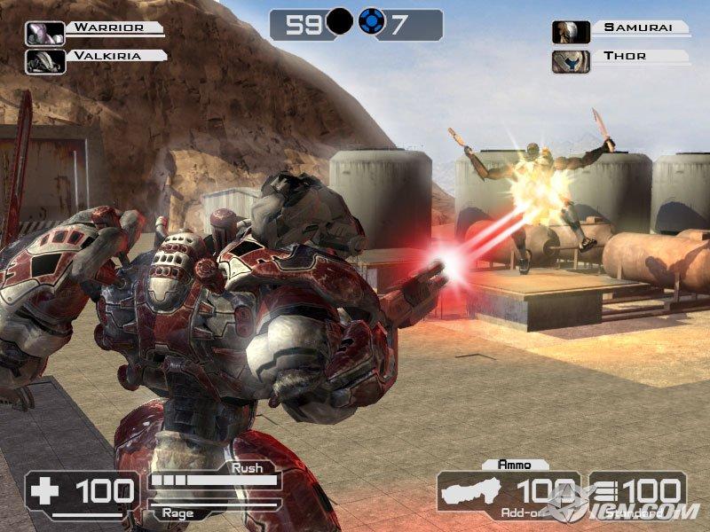 Robotlar Savaşı Oyunu