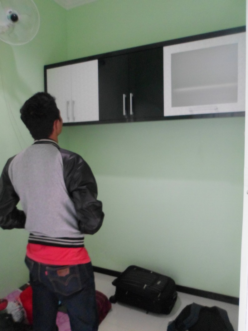 Rak TV Minimalis Background Rumah Desain Minimalis - Furniture Interior Semarang