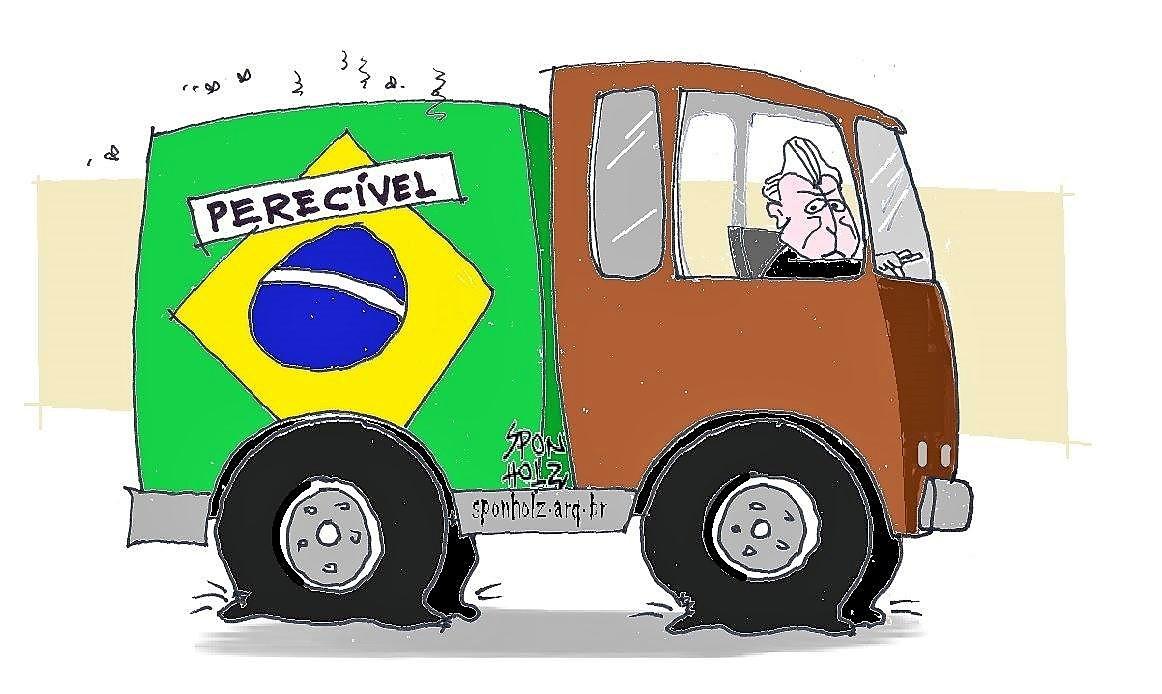 Salve o caminhão!