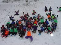 Le ski : quelques photos du samedi 2 février