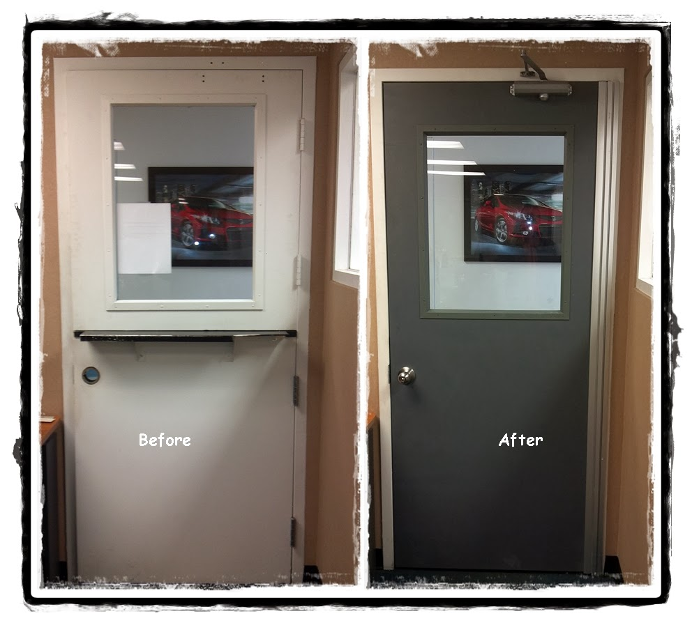 Image Result For Commercial Door