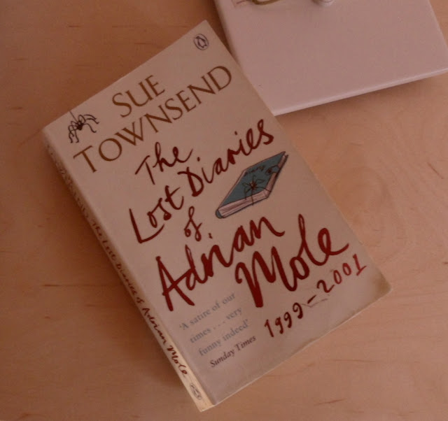 Books: The Adrian Mole Diaries