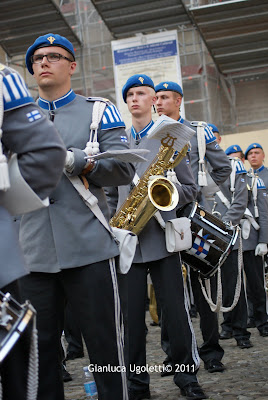 Finlandia Conscript Band of the Finnish Defence Forces