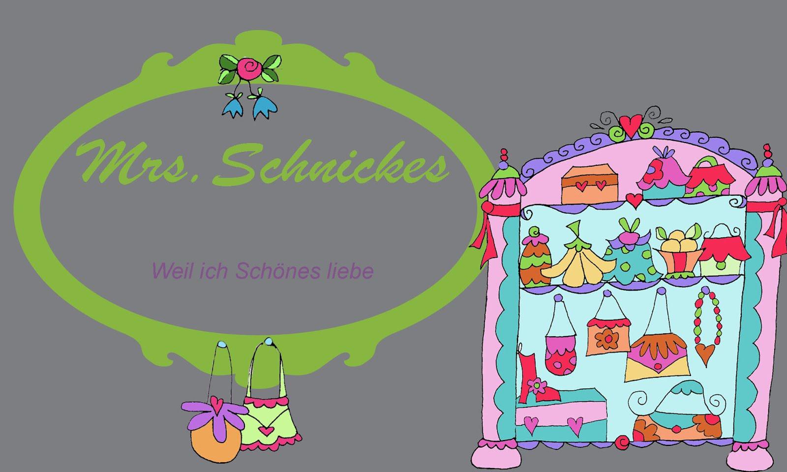 Mrs. Schnickes
