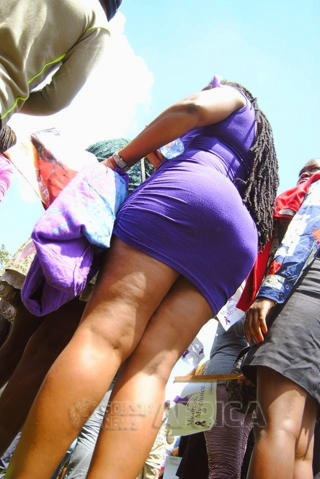 Miniskirt protests in Kenya