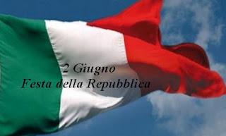 2 giugno Festa della Repubblica.