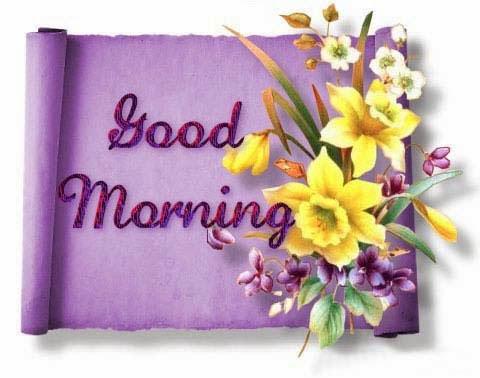 goodmorning nice wallpaper