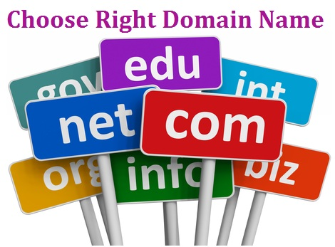 how to choose a good domain name for seo