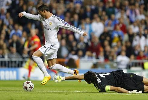 La Juventus remporte la demi-finale aller de Ligue des champions contre le Real Madrid (2-1)