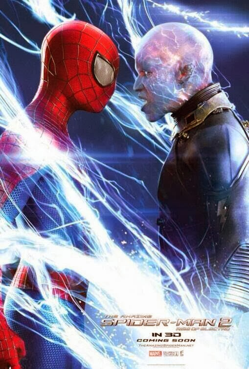 the amazing spider-man 2,poster