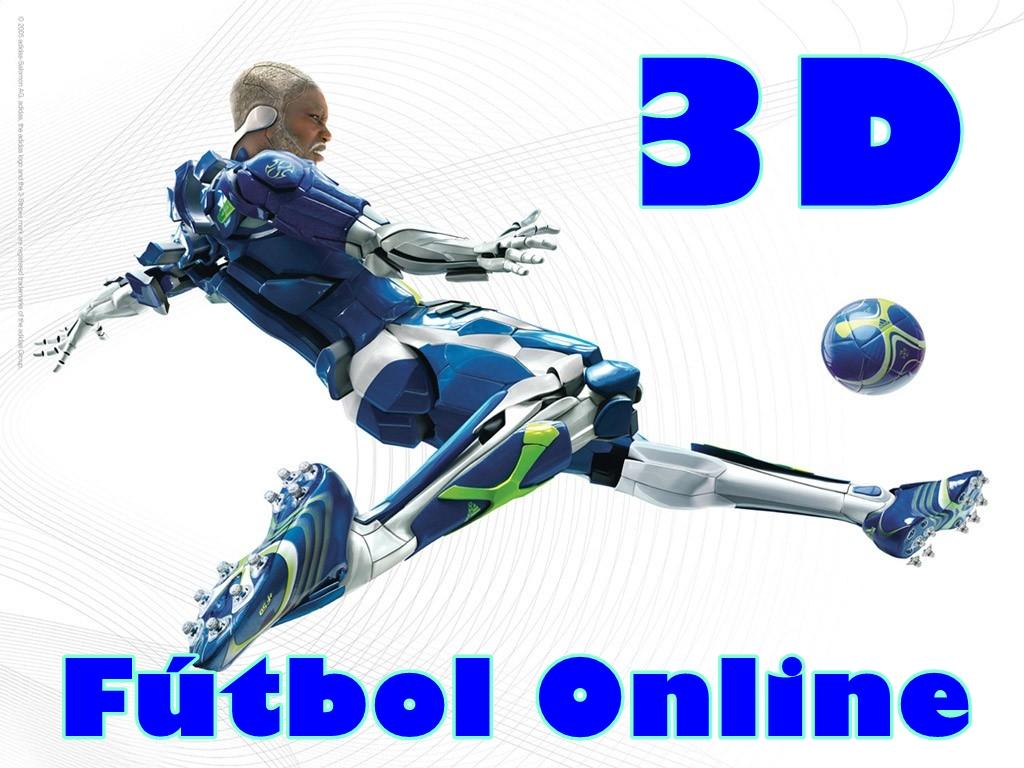 Juegos toluca f tbol videojuego 3d online m xico for Online 3d